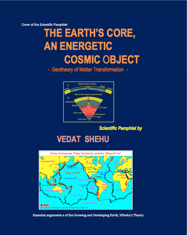 Esential arguments of the Growing and Developing Earth. V. Shehu's Theory