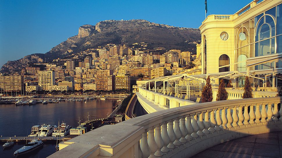 for luxury hotel hermitage monte carlo