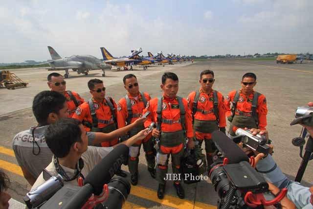 Korea Selatan Kagumi Kemampuan Pilot Tempur TNI AU