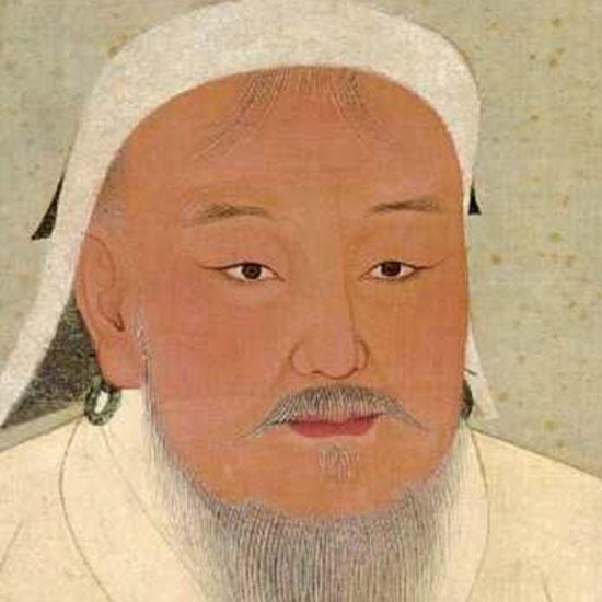 Genghis Khas - Pemerintah dan Pengasas Kerajaan Monggol