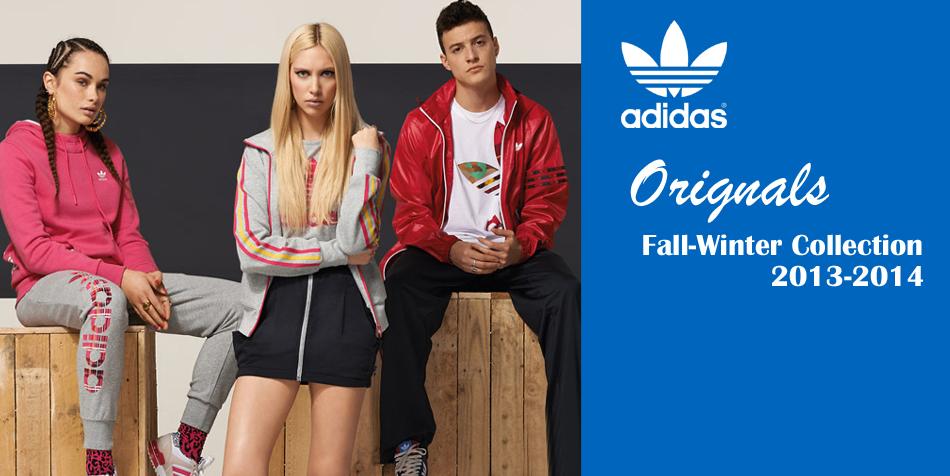 Adidas Originals Fall-Winter Collection 2013-2014  af99560899dca