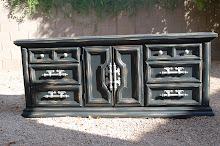 Black Dresser