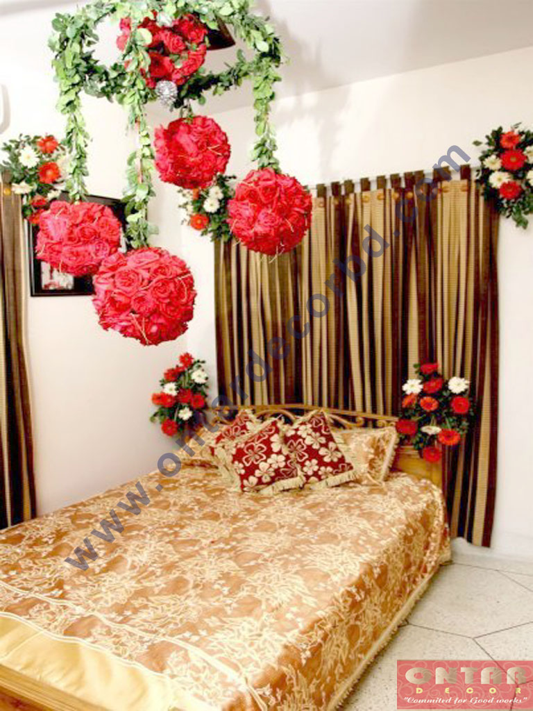 Pictures Of Wedding Room Decoration : Wedding room decoration snaps
