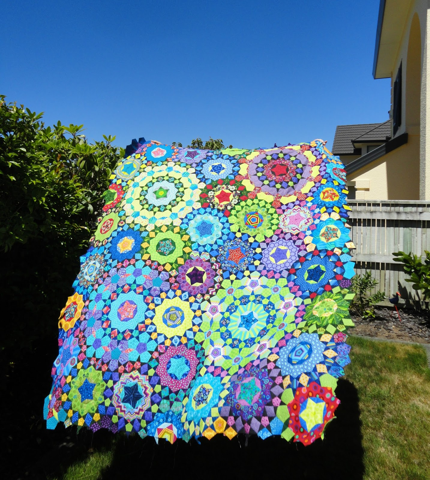 Wendy S Quilts And More La Passacaglia Millefiori Quilts