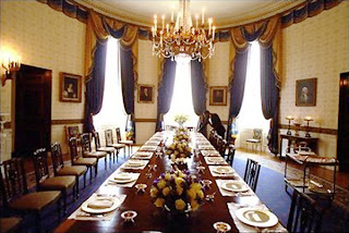 whitehouse dining room