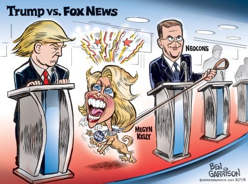 trump calon presiden us paling bangang