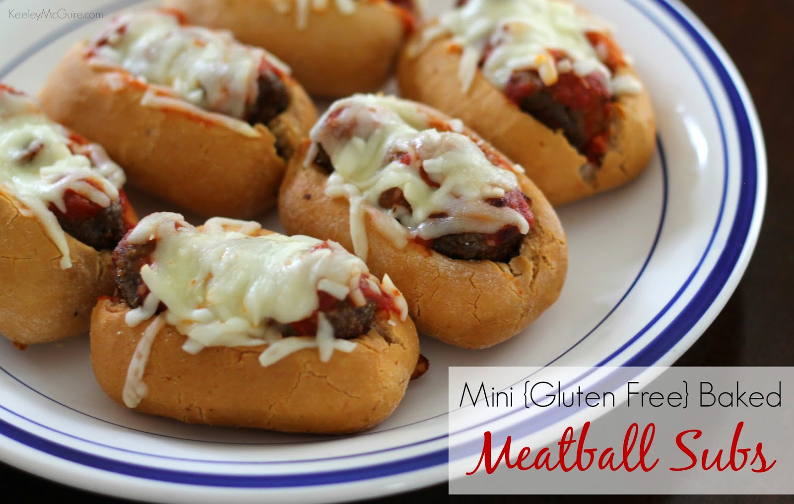 Gluten Free & Allergy Friendly: Mini GF Baked Meatball ...