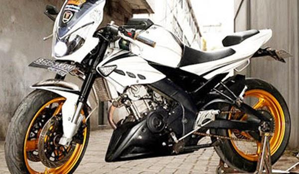 New Yamaha Byson  Cc Facelift