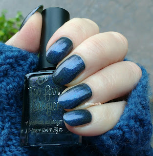 Too Fancy Lacquer The Patronus Charm