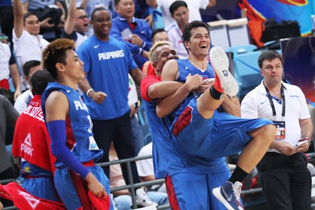 Gilas Pilipinas vs. Japan