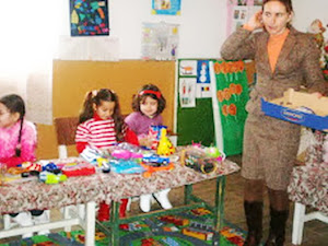 Beneficiari ai Fundaţiei - Bustuchin, Gorj  2011
