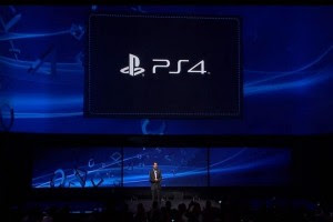 Sony launches PS 4
