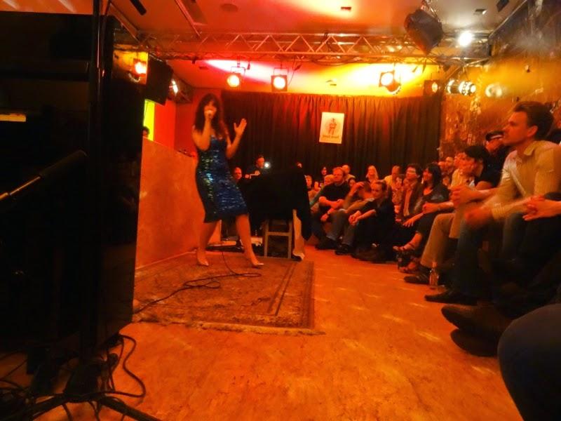 25.04.2014 Dortmund - Schauspielhaus: Elysian Fields