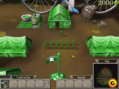 Free Download Army Men RTS PC Game Full Version
