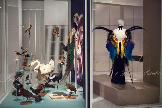 Thierry Mugler. Metamorfósis de una crisálida. Primavera-Verano  1997