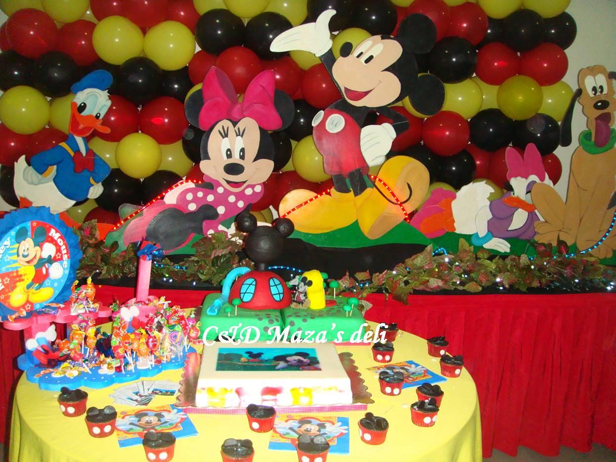 Mickey Mouse Decoracion Mesa ~ Arreglos De Mesa Mickey Mouse  Car Interior Design