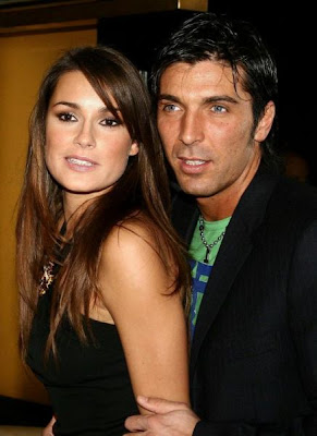 Gianluigi Buffon Wife