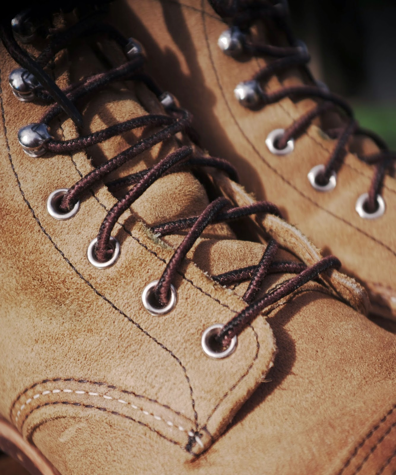 Red Wing Heritage 8113 Iron Ranger Boots