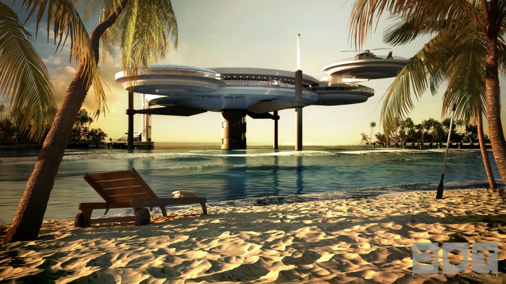 Words in fotos dubai aimed to build a luxury underwater hotel for The big hotel in dubai