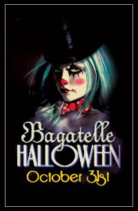 Bagatelle Halloween 2015