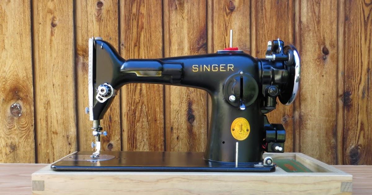 singer sewing machine tutorial
