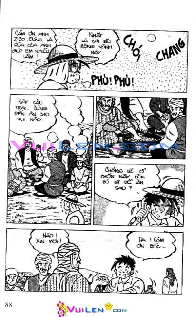 Jindodinho - Đường Dẫn Đến Khung Thành III  Tập 44 page 88 Congtruyen24h