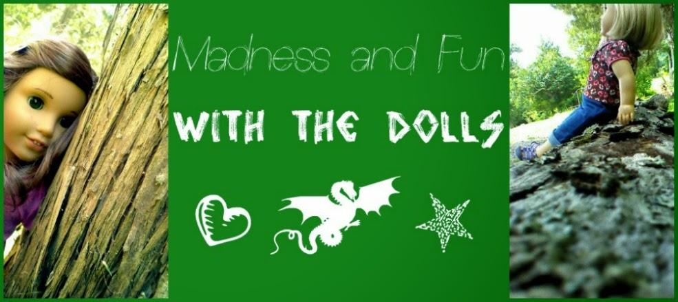 madness and fun with the dolls