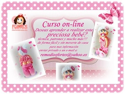 Tutorial on-line muñeca bebé
