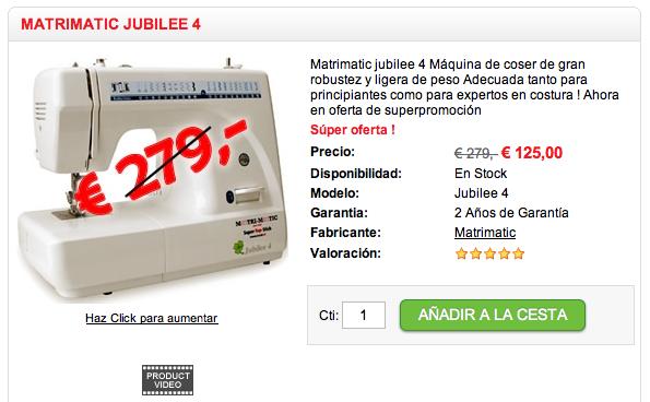 Las mejores y más baratas máquinas de coser para principiantes