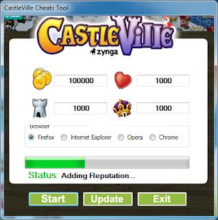 castleville hack