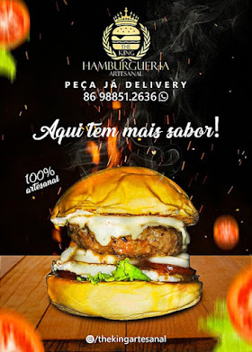 HAMBURGUERIA ARTESANAL - Delivery