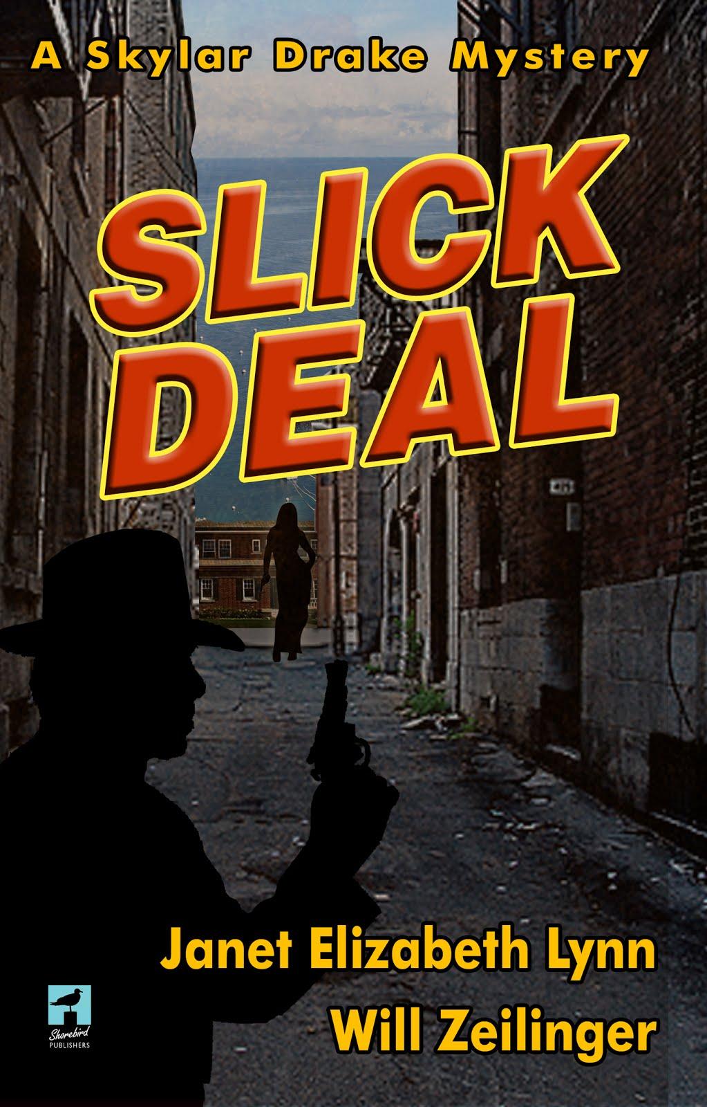Slick Deal Book Cover
