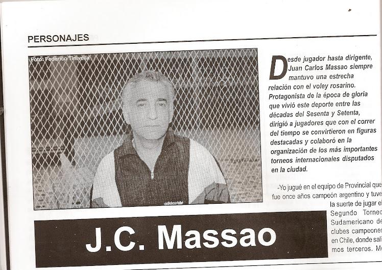 JUAN CARLOS MASSAU