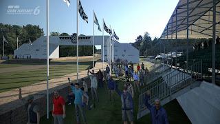 gran turismo 6 screen 8 Gran Turismo 6 (PS3)   Goodwood Hill Climb Course   Screenshots, Concept Video, & Press Release