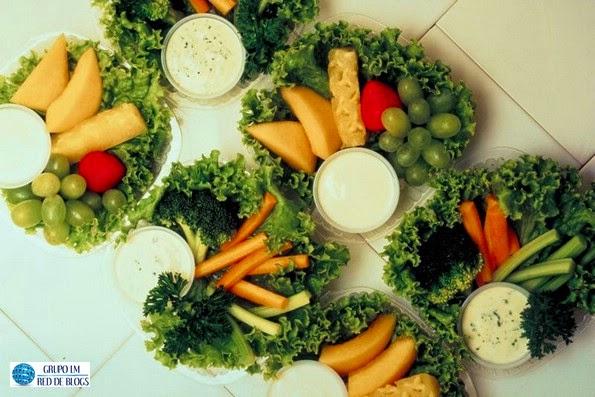 Realiza una limpieza de colon por medio de frutas y verduras