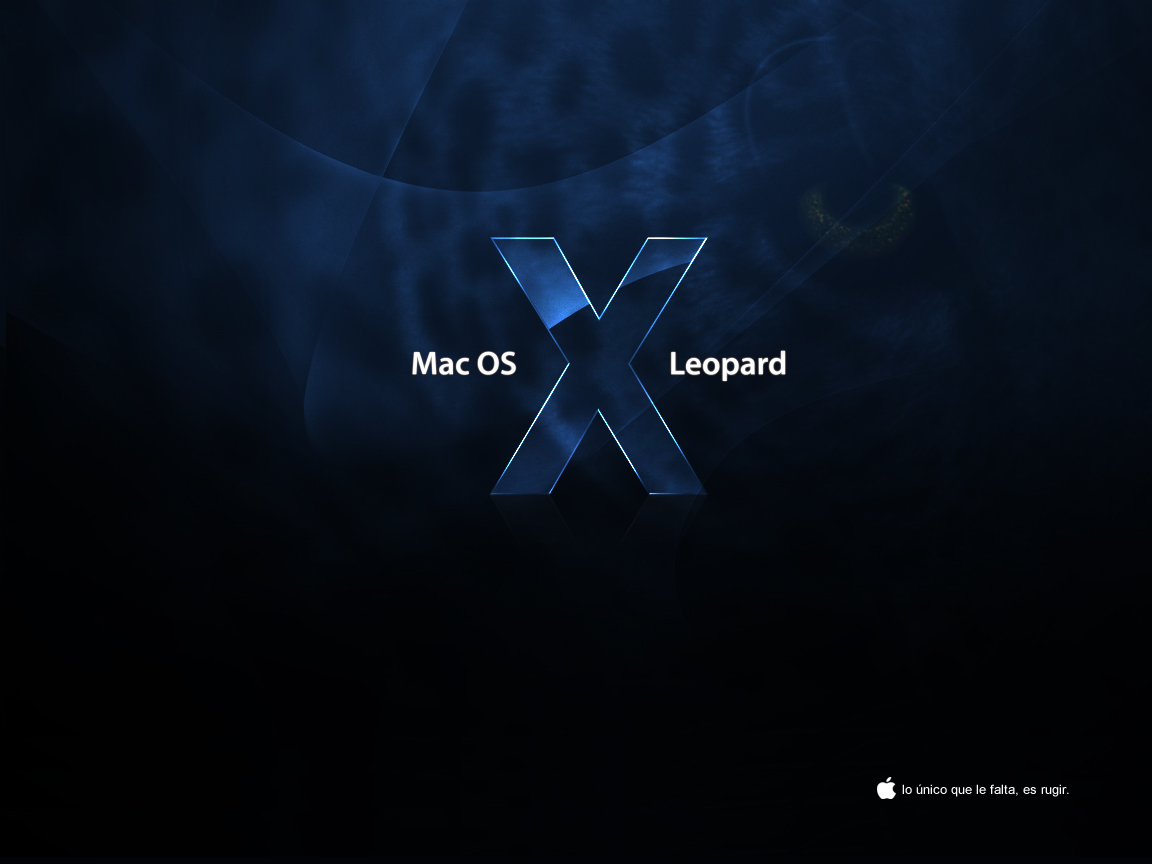 MAC WALLPAPERS APPLE MAC WALLPAPERS SNOW LEOPARD WALLPAPERS