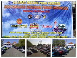 Korea Motor juga berperan serta mensponsori acara musyawarah Timor Nasional