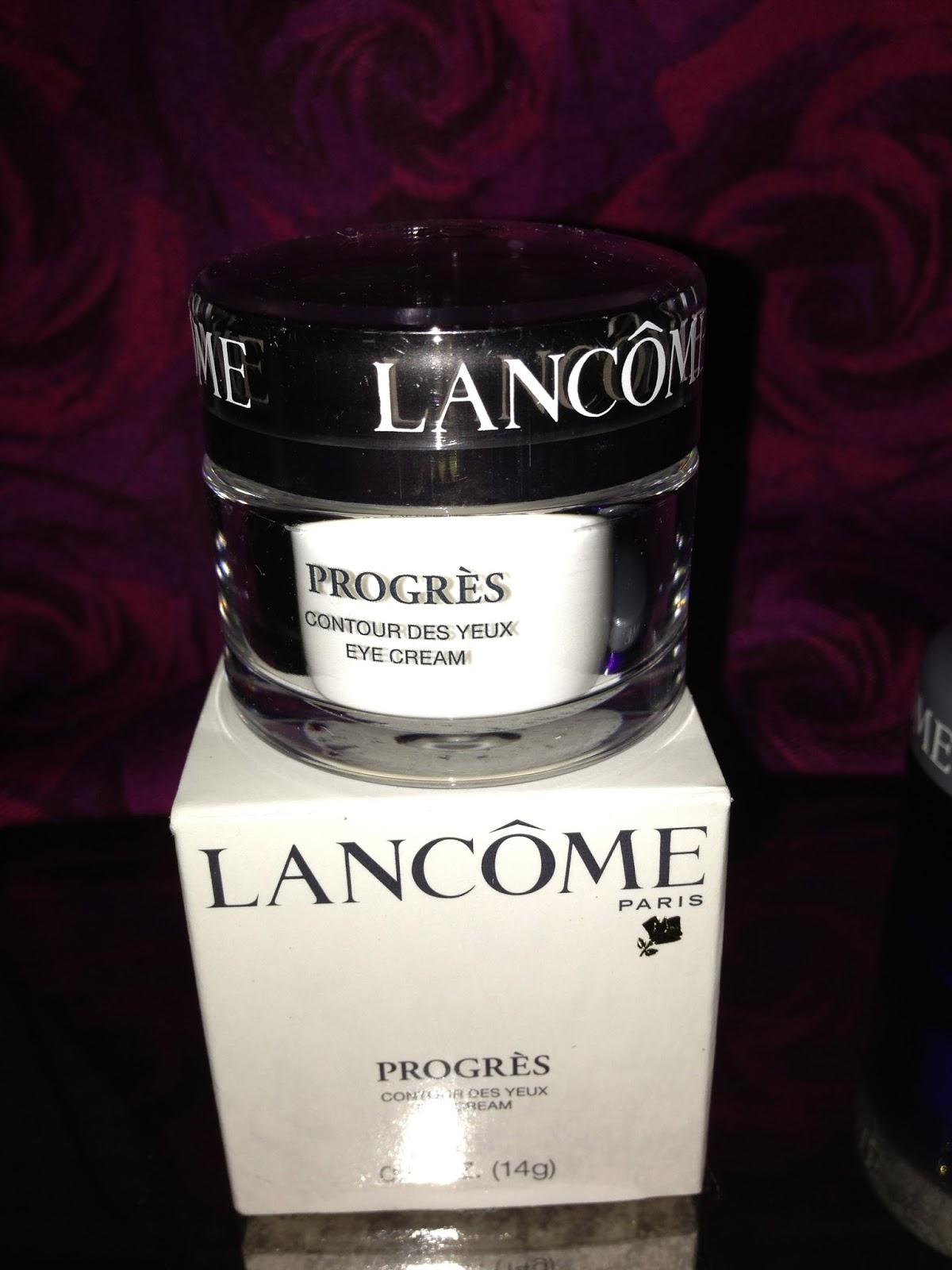 Lancôme Progrès Eye Crème | belk