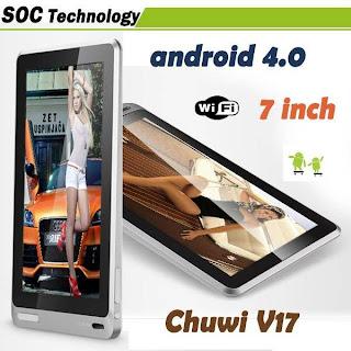 Tablet Chuwi V17