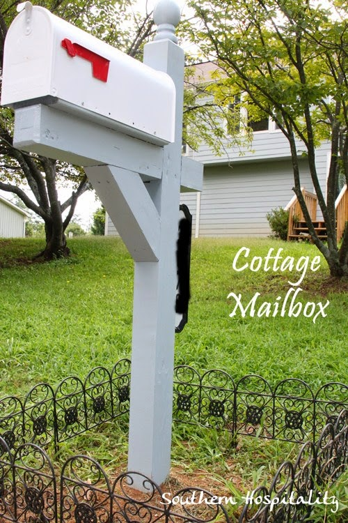 Mailbox After White Mailboxes
