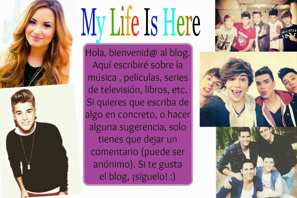 ~ My Life Is Here ~