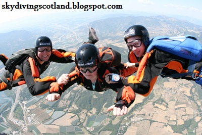 Skydiving Ireland