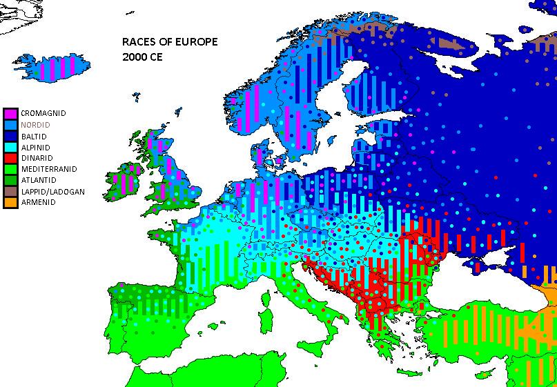 race maps archive the apricity forum a european cultural