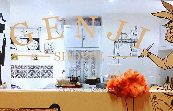 Genji Shoppe at Pondok Indah Mall Street Gallery North Lobby