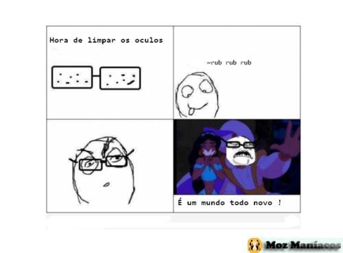 oculos meme