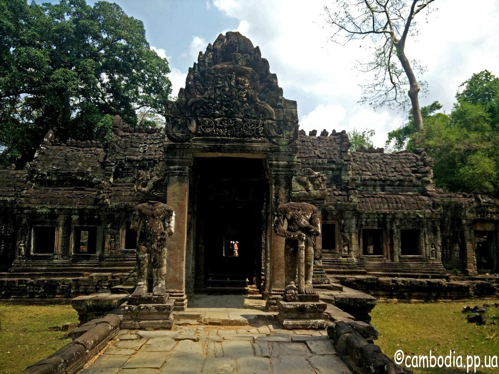 Ангкор Вата фото