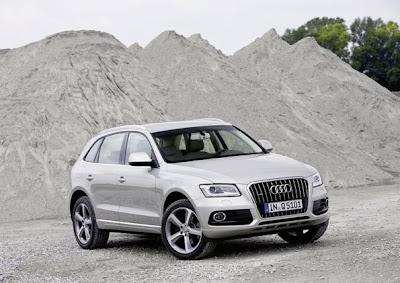 Audi Q5 II 2016 : Il aura son usine au Mexique