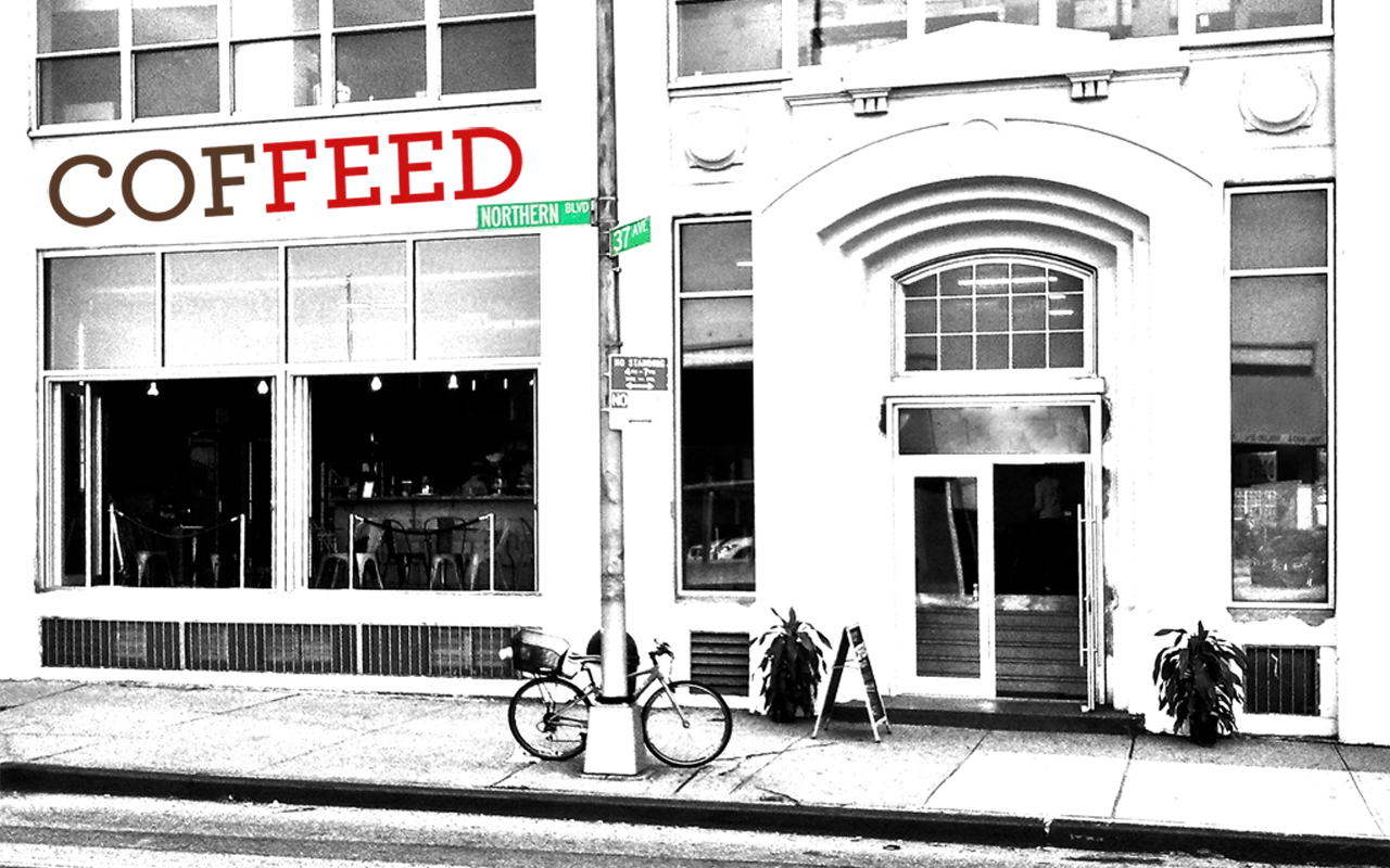 Wednesday Night Open Mic @ COFFEED LIC