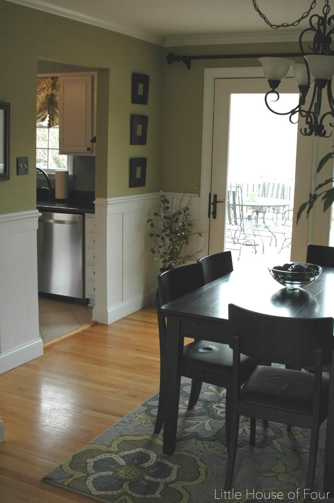 Sw Coastal Plain Dining Room