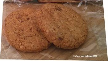Weight Watchers apple and cinnamon cookies